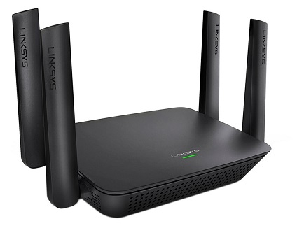 linksys wifi extender