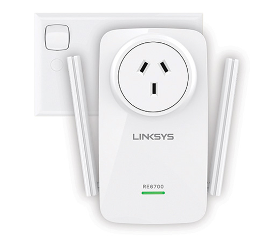 Linksys RE6700 Setup | AC1200 Dual-Band WiFi Range Extender