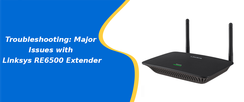Troubleshooting: Major Issues with Linksys WiFi Range Extender
