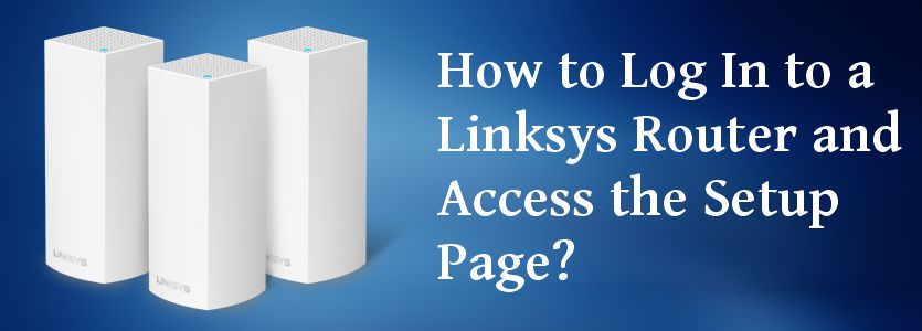 how-to-log-in-to-a-linksys-router