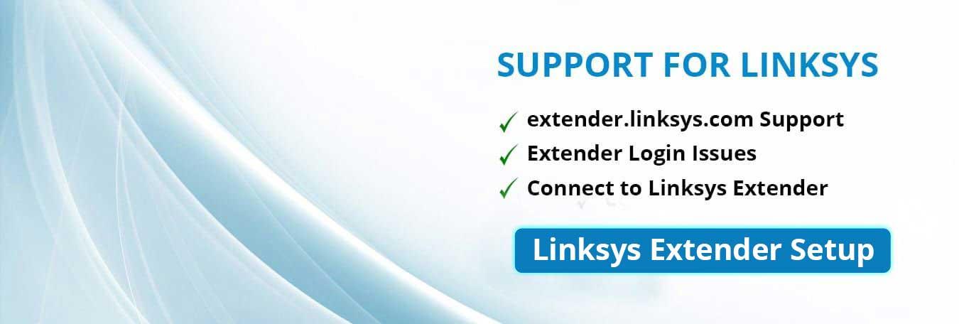 Linksys banner